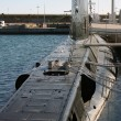 Details of old war submarine S61 — Stock Photo #9413011