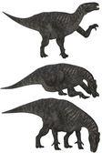 Iguanodon — Zdjęcie stockowe