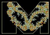 手紙 m. — ストック写真