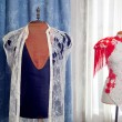 Dressmakers and taylor mannequin fashion - Photo