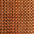 Stock Photo: Brown tablecloth background texture pattern
