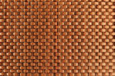 Brown tablecloth background texture pattern — Stock Photo