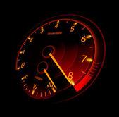 Tachometer. — Stock Vector