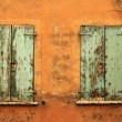 Stock Photo: Pictorial windows