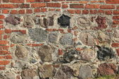 Decorative wall — Stock Photo