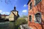 Old Town Hall, Bamberg, Bavaria, Germany — Stock Photo