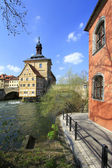 Old Town Hall, Bamberg, Bavaria, Germany — Stock Photo