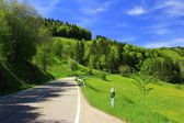 Landscape in the Black Forest, Germany — Stock Photo