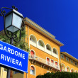 Gardone Riviera — Stock Photo #9097814