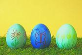 Uova di Pasqua — Foto Stock