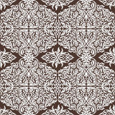 Floral fondo transparente — Vector de stock