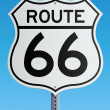 Route 66 sign — Stock Vector #10053379
