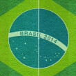 Royalty-Free Stock Photo: Brazil world cup