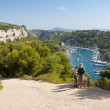 Royalty-Free Stock Photo: Hiking the calanques of Cassis