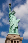 The Statue of Liberty in New York City — Stock Photo