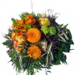 Gelbe Blüten — Stock Photo #9660170