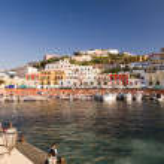 Mediterranean Port and Harbor — Stock Photo