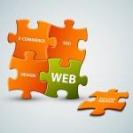 矢量 web 解决方案图 — 图库矢量图片 #10582874