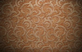 Vintage retro stylish carpet pattern background — Foto de Stock