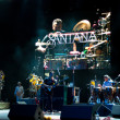 Carlos Santana's band — Stock Photo #8330109