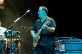 Carlos Santana's band: Tommy Anthony — Stock Photo