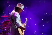 Carlos Santana — Stock Photo