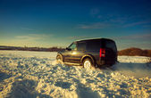 Land Rover Discovery — Stock Photo