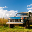 Stock Photo: Lada Niva