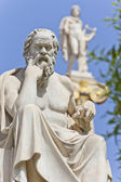 The ancient Greek philosopher Socrates — Stock Photo