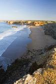 Sagres cliffs — Stock Photo