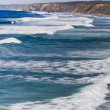 Stock Photo: Beautiful coastline in Sagres
