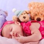 Newborn baby — Stock Photo