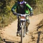 Downhill-Wettbewerb — Stockfoto #9860844