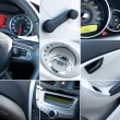 Car interior collage — Stock Photo #8523407
