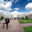 Kyiv National University Taras Shevchenko — Stock Photo #10164435