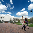 Kyiv National University Taras Shevchenko — Stock Photo #10164511