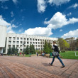 Kyiv National University Taras Shevchenko — Stock Photo #10164538