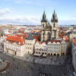 Prague, Old Town Square — Stock Photo #8600991