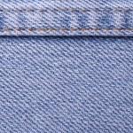 Blue jean texture pattern — Stock Photo #9052449