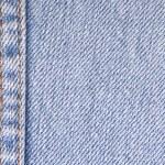 Blue jean texture pattern — Stock Photo #9052471