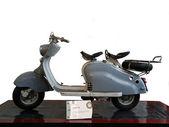 Scooter lambretta — Foto Stock
