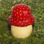 Decorative mushroom fly agaric. — Stock Photo