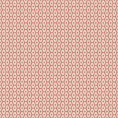 Vector hexagons with circles seamless pattern — Vector de stock