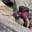 Rock climber — Stock Photo #8252173