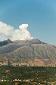 Etna volcano. — Stock Photo