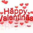 Foto de Stock  : Happy valentine's day
