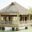 Stock Photo: Beautiful House over mangrove ready to occupy