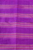 Details woven silk sarong bugis's Indonesia — Stock Photo