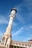 Mesquita baitul rogério em tarakan indonésia — Fotografia Stock