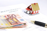 Real estate concept. — Stock Photo